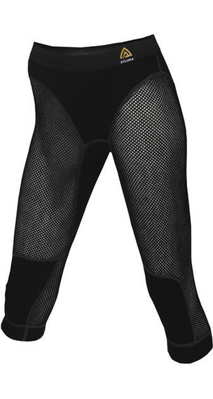 Aclima W's Woolnet Knee Pants Black